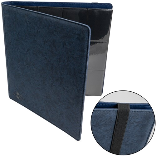 Blackfire 12-Pocket Premium Album - Blauw-2
