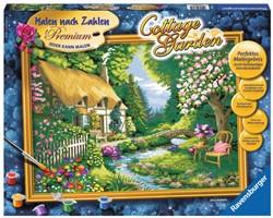 Schilderen Op Nummer - Cottage Garden