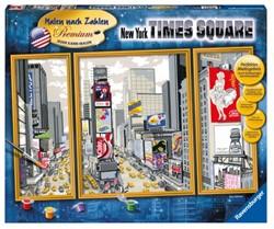 Schilderen Op Nummer - NY Times Square