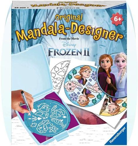 Frozen 2 - Mini Mandala-Designer