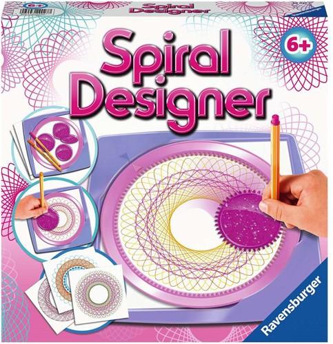 Mini Spiral Designer - Girls