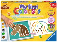 My First Color Set Ponys