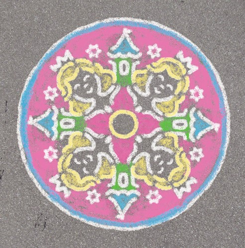 Outdoor Mandala-Designer Prinses-2