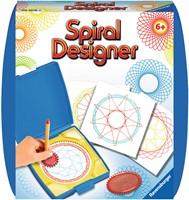 Mini Spiral Designer Blauw-1