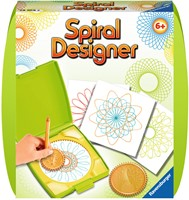 Mini Spiral Designer Groen-1