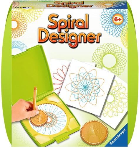 Mini Spiral Designer Groen
