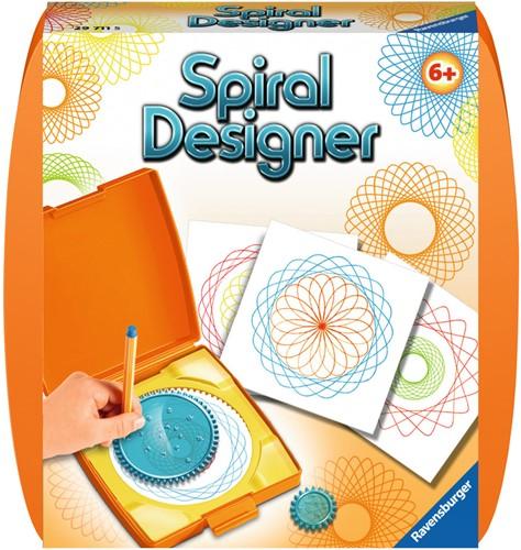 Mini Spiral Designer Oranje