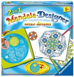 Midi Manadala Designer Ocean Dreams 2 in 1