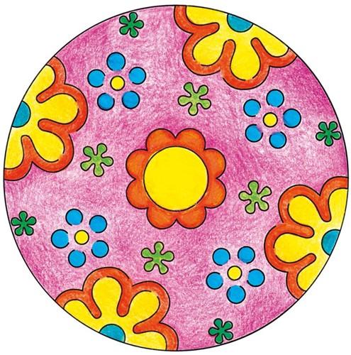 Mandala Designer Mini Flower Power-2