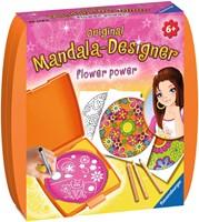 Mandala Designer Mini Flower Power