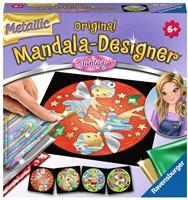 Mandala Designer - Metallic Fantasy