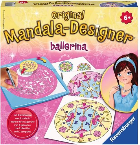 Mandala Designer - Ballerina
