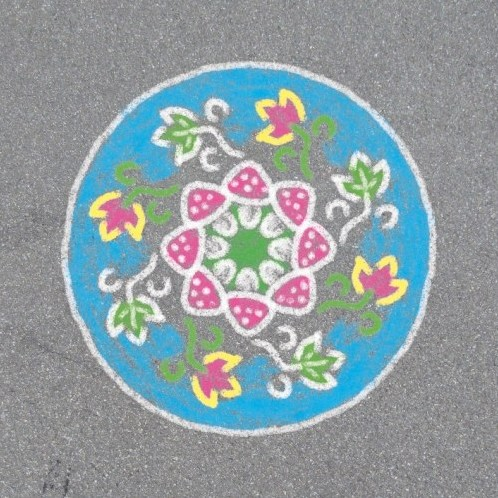 Outdoor Mandala-Designer Fairy Dreams-2