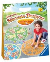 Outdoor Mandala-Designer Animal Fun-1