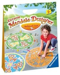 Outdoor Mandala-Designer Animal Fun