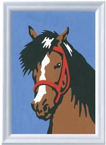 Schilderen op nummer: paardenblik