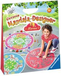 Outdoor Mandala-Designer Horses