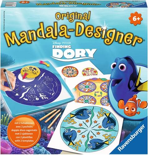 Finding Dory - Mandala Designer