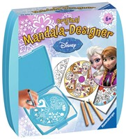Mini Mandala Disney Frozen-1