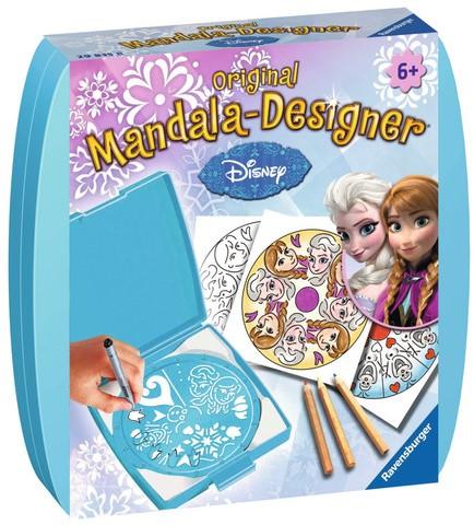 Mini Mandala Disney Frozen