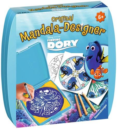 Finding Dory - Mini Mandala Designer