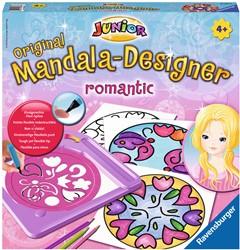 Junior Mandala Designer Romantic