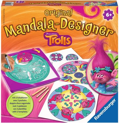 Trolls - Mandala-Designer-1