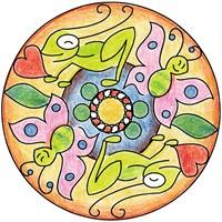 Mini Mandala Designer Romantic-3