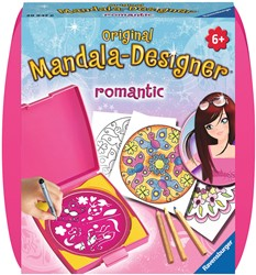 Mini Mandala Designer Romantic