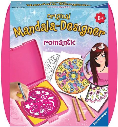 Mini Mandala Designer Romantic-1