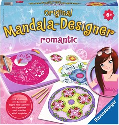 2 in 1 Mandala Designer Romantic