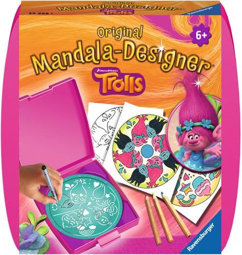 Trolls - Mini Mandala-1