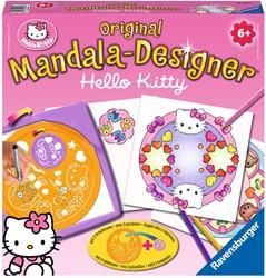 2 in 1 Mandala Designer Hello Kitty