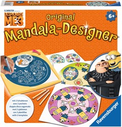 Mandala - Despicable Me 3