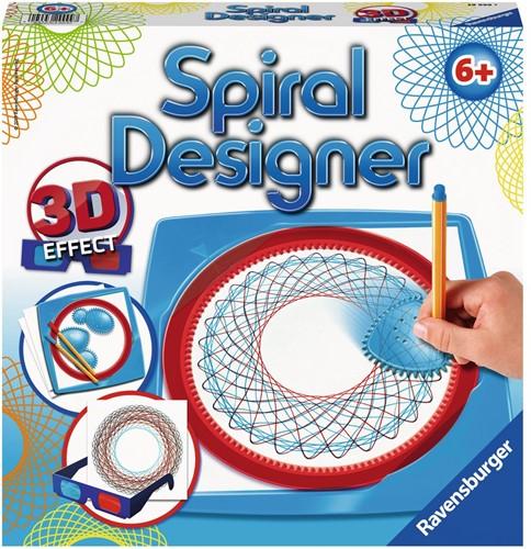 Spiral-Designer - 3D Effect