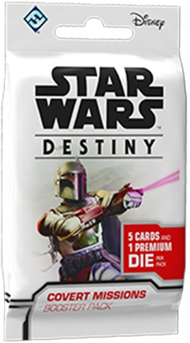 Star Wars Destiny - Covert Missions Boosterpack