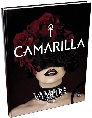 Vampire The Masquerade 5th Ed. - Camarilla