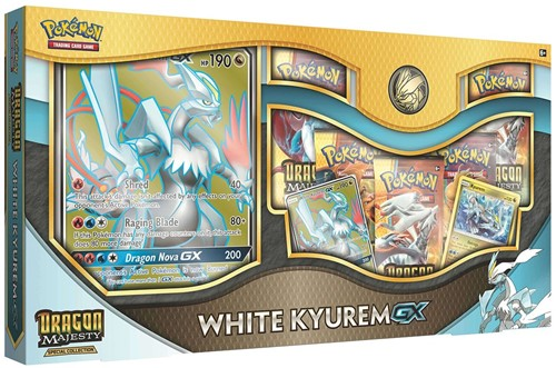 Pokemon - Dragon Majesty Special Collection White Kyurem