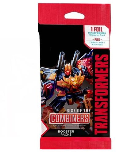 Transformers 2 - Rise of the Combiners Boosterpack