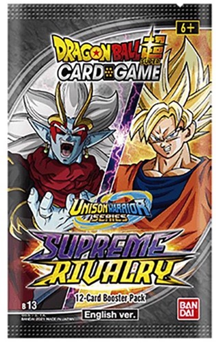 Dragon Ball Super - Supreme Rivalry Boosterpack