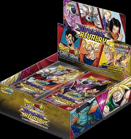 Dragon Ball Super - Supreme Rivalry Boosterbox