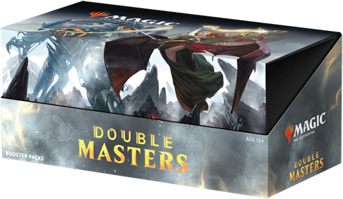 Magic The Gathering - Double Masters Boosterbox