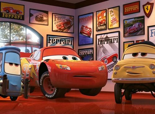 Cars 3 - Vrienden Puzzel (200 stukjes)