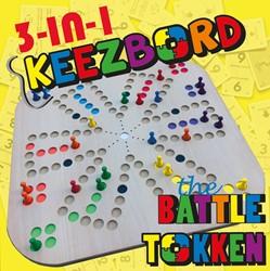 3-in-1 Keezbord