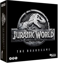 Jurassic World - Bordspel