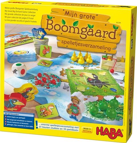 Mijn Grote Boomgaard - Spelletjesverzameling