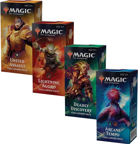 Magic The Gathering - Challenger Deck 2019