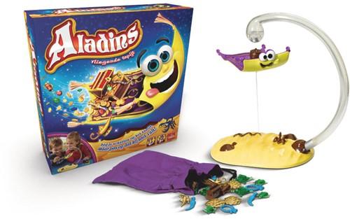 Aladins Vliegende Tapijt-2