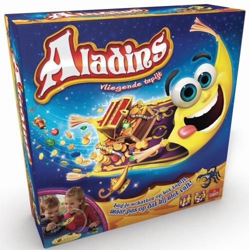 Aladins Vliegende Tapijt-1