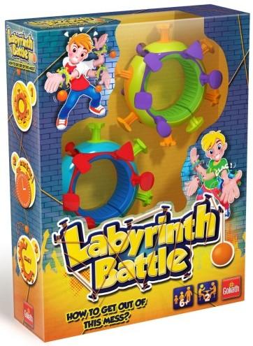 Labyrinth Battle-1
